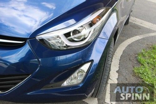 2014 Hyundai Elantra Sport 10