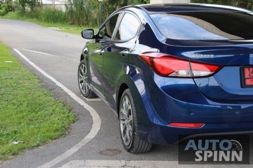 2014 Hyundai Elantra Sport 19
