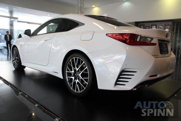 2014-Lexus-RC300h-F-Sport-Launch-TSL8