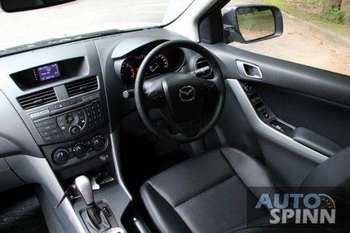 2014 Mazda BT-50 Pro Eclipse 25