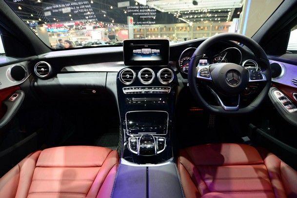 2014 Medrcedes-Benz C300 Bluetec Hybrid 20