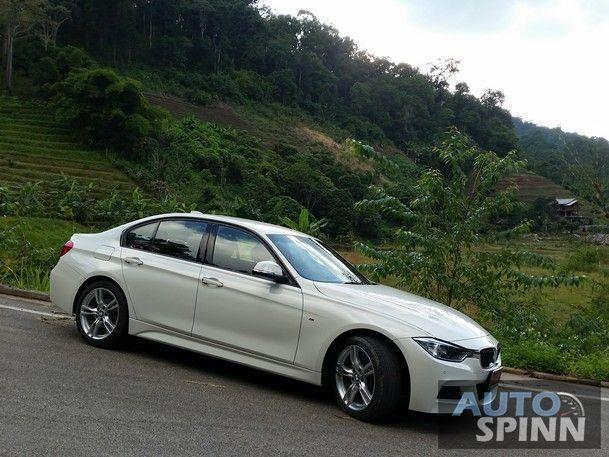 รีวิว BMW 325d M Sport