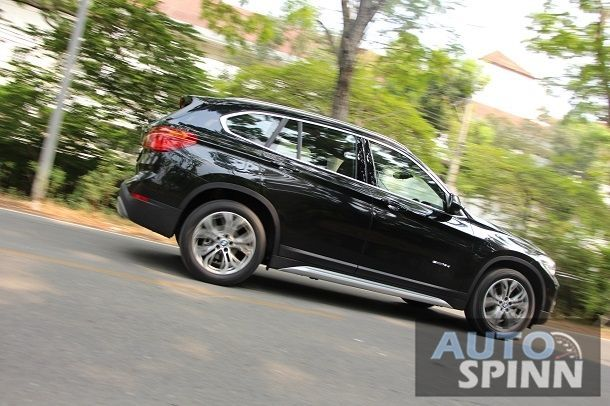 2016 BMW X1 SDrive18d - 3