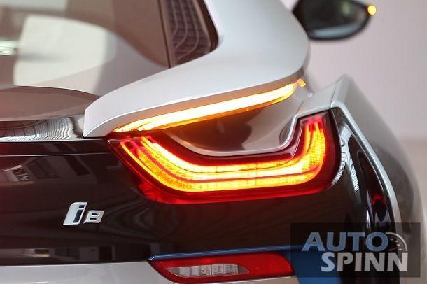 2016 BMW i8 - 3