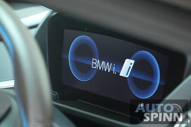 2016 BMW i8 - 9