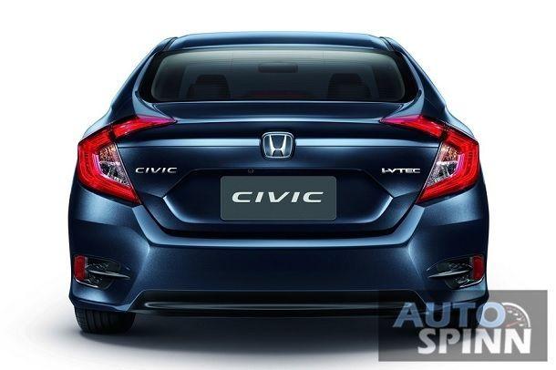 2016 Honda Civic - 2