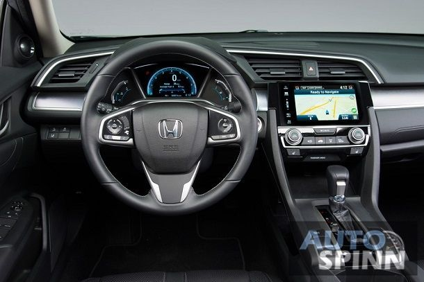2016 Honda Civic Turbo 10