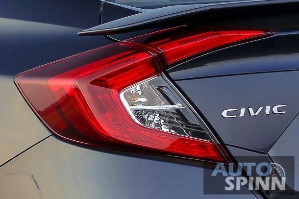 2016 Honda Civic Turbo 3