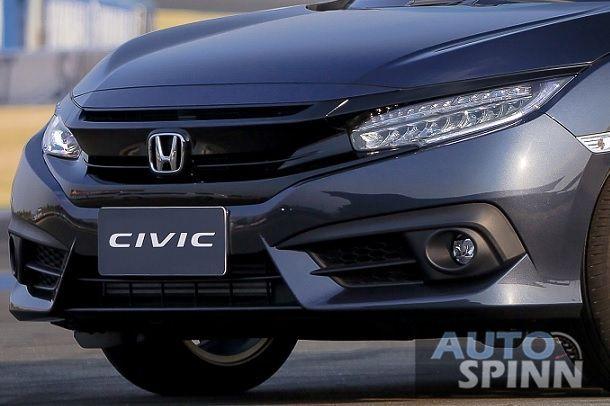 2016 Honda Civic Turbo 4