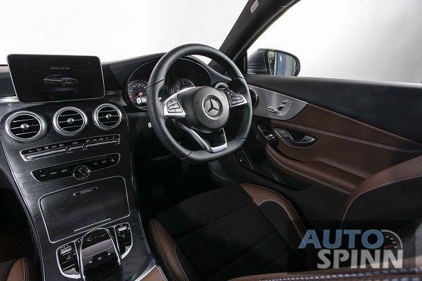 2016 Mercedes-Benz C-Class Coupe - 3