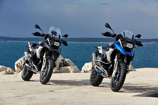 2017 BMW R1200GS Exclusive and Rallye