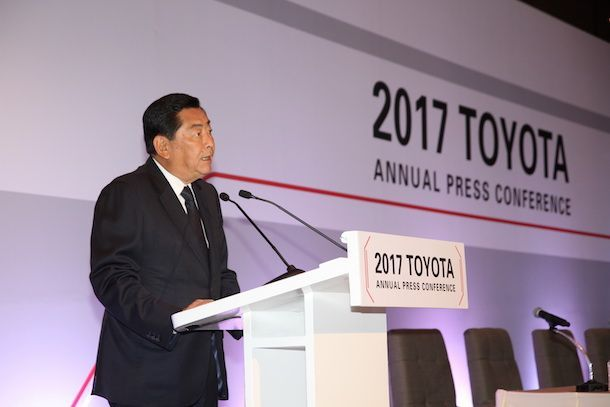 2017 TOYOTA Annual Press Conference_002