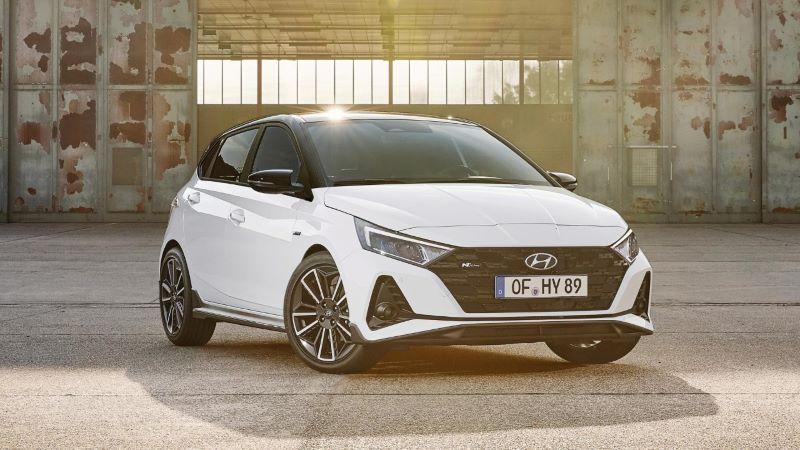 สเปค Hyundai i20 N Line