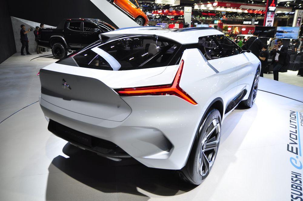 New City Nissan >> [BIMS2019] Mitsubishi e-Evolution ครอสโอเวอร์ต้นแบบขุมพลัง ...
