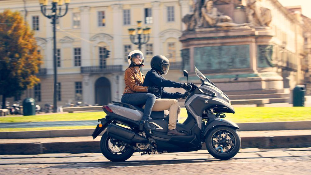 ราคา Yamaha Tricity 300