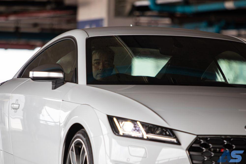ทดลองขับ Audi TTS
