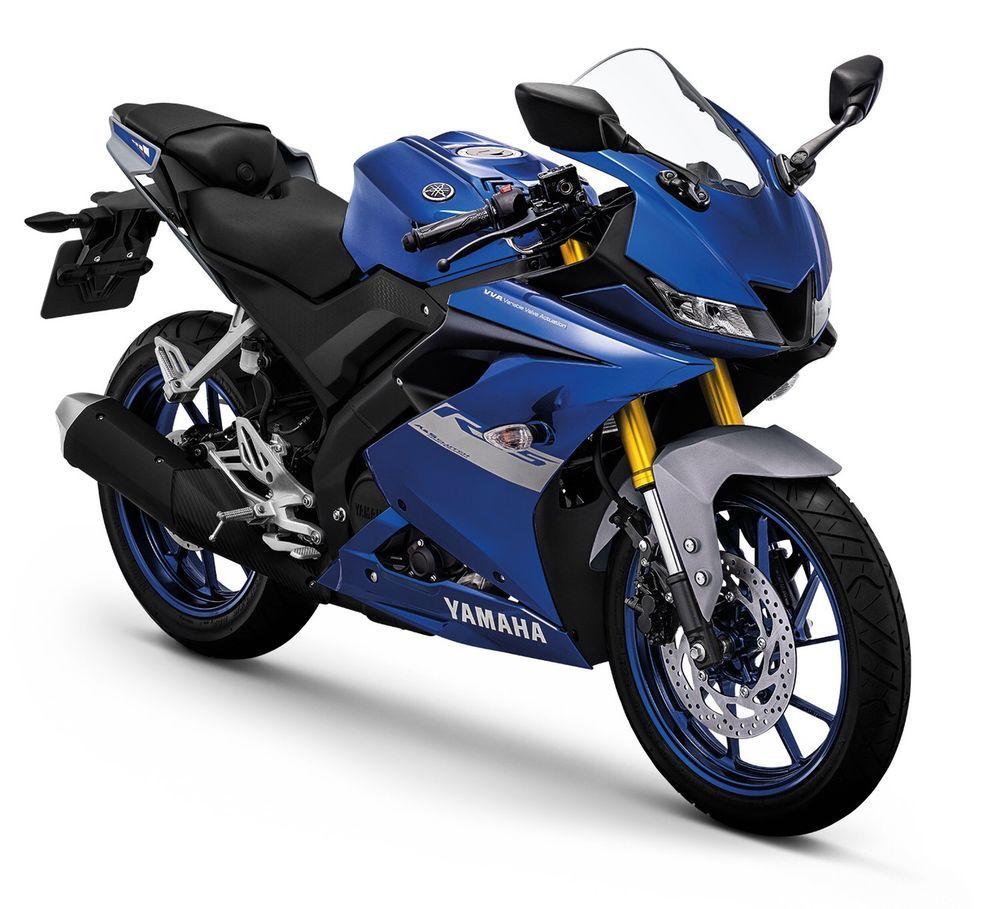 Yamaha R15 2020 Blue