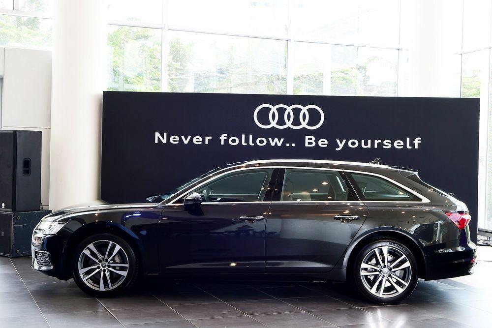 Audi Thailand เผยโฉม AudiA6 Avant