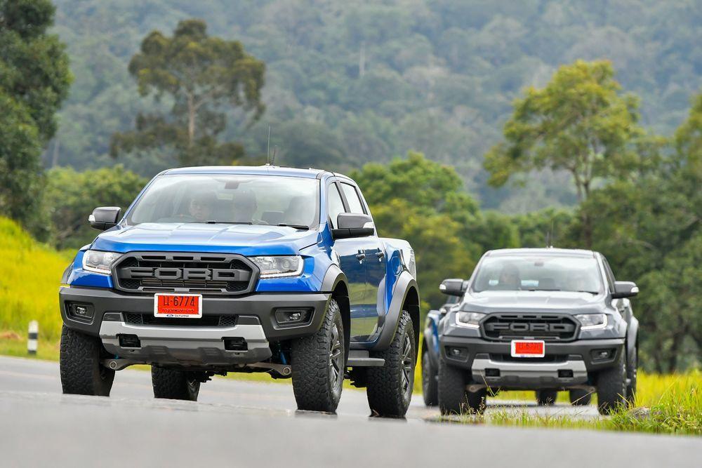 เปิดตัว Ford Ranger Raptor
