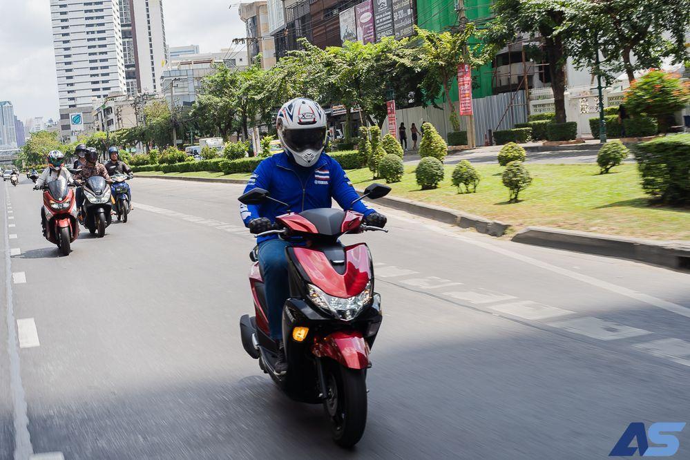 รีวิว Yamaha FreeGo 125 2020