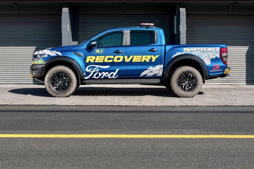 Ford Raptor Performance