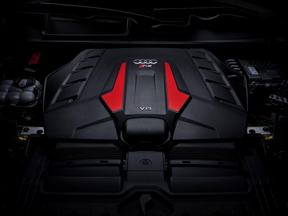 สเปค Audi RS Q8 quattro