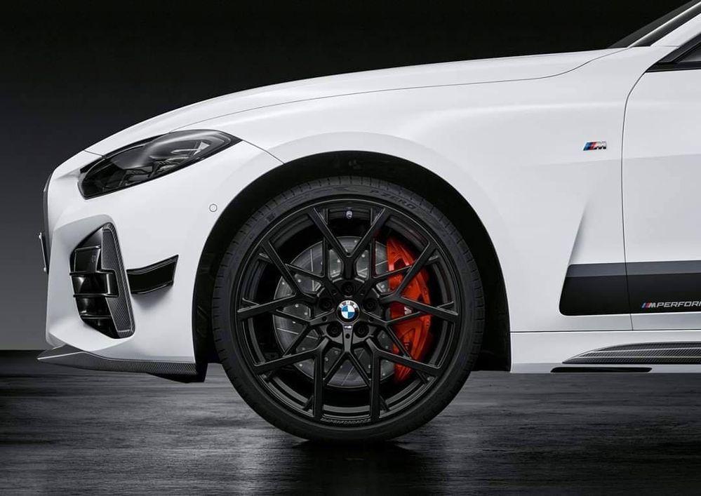 เครื่องยนต์ BMW 4 SERIES COUPE 2020
