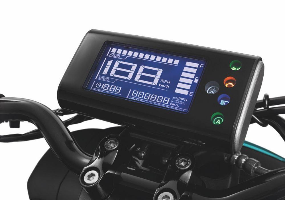 สเปค Yamaha QBIX 2020