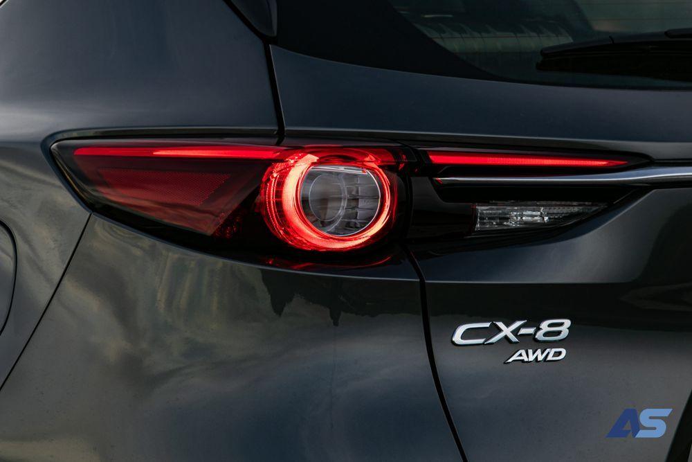 ไฟท้าย Mazda CX 8