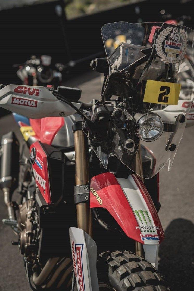 สเปค CB650R Rally