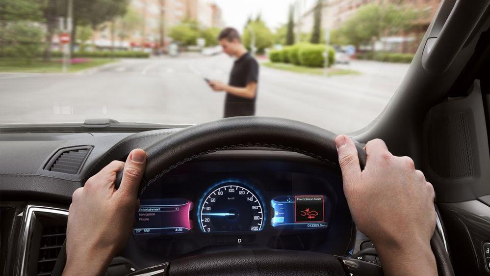 ประสิทธิภาพ ความปลอดภัย และความตื่นเต้นเร้าใจในการขับขี่