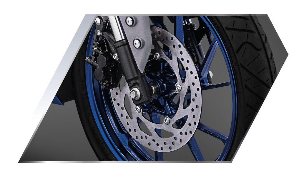 Yamaha R15 2020 brake