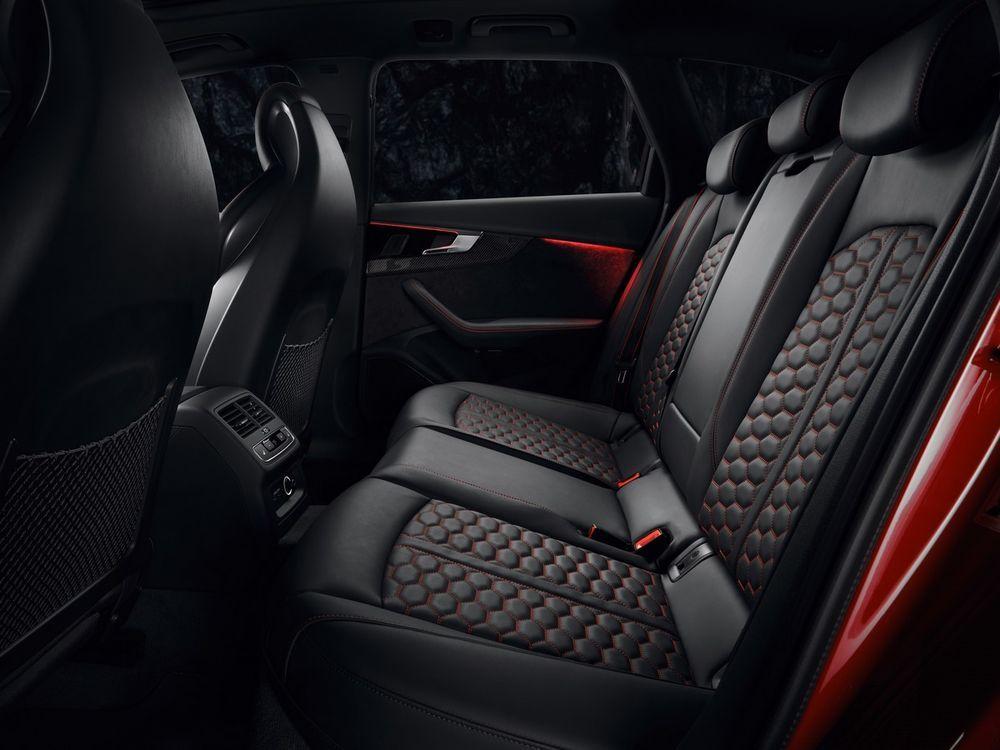 New Audi RS 4 Avant quattro 2020-2021