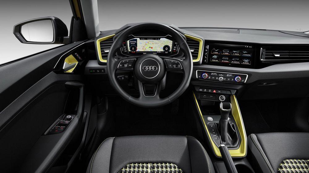 เปิดตัว 2019 Audi A1 Sportback ใหม่ล่าสุดลุคสปอร์ตกว่าเดิม