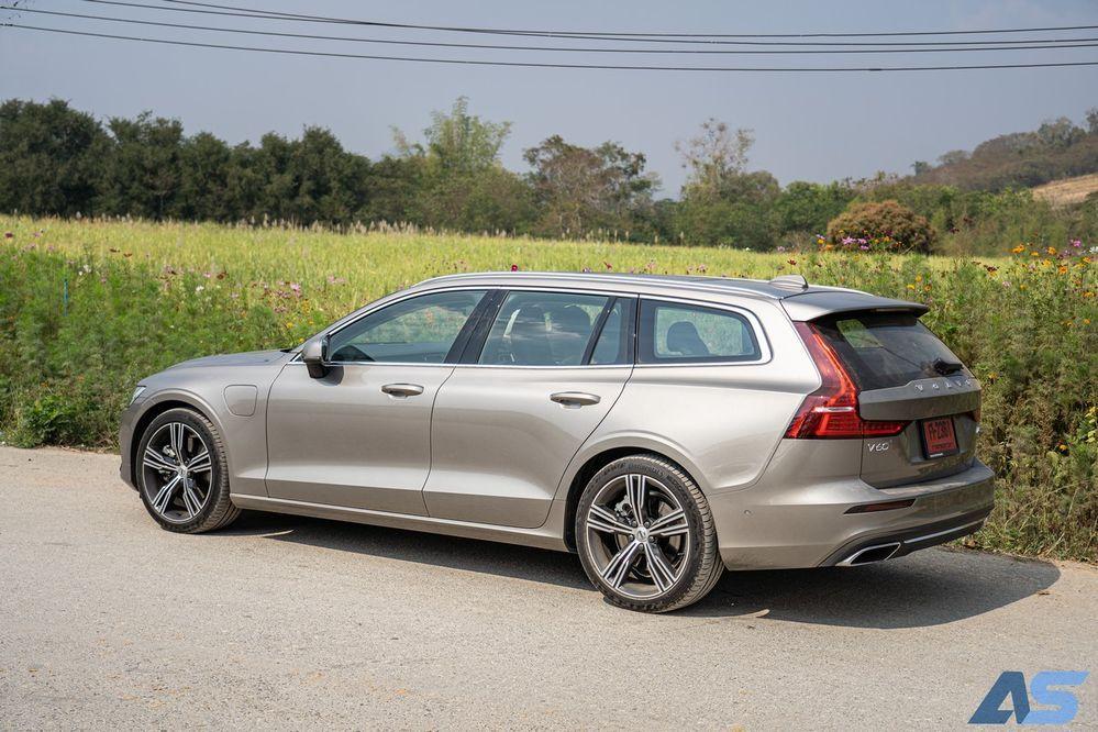 รีวิว All New Volvo V60