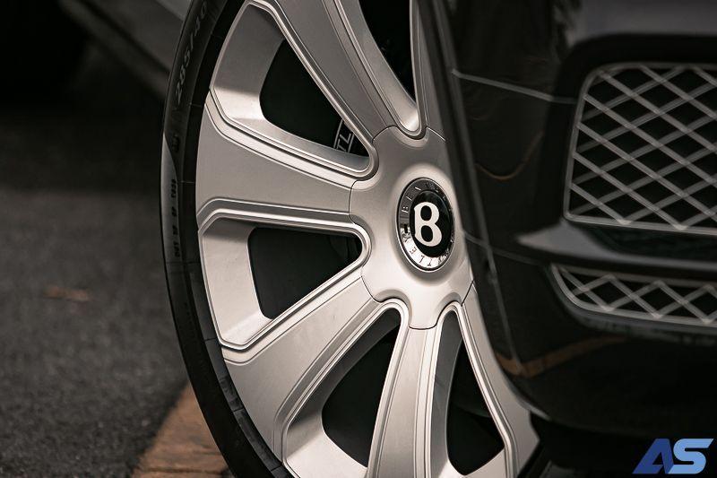 เครื่องยนต์ Bentley Bentayga