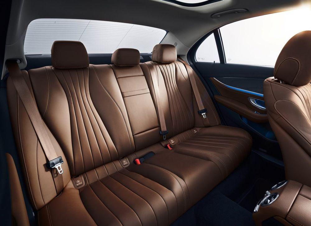 รีวิว Mercedes Benz E Class 2020