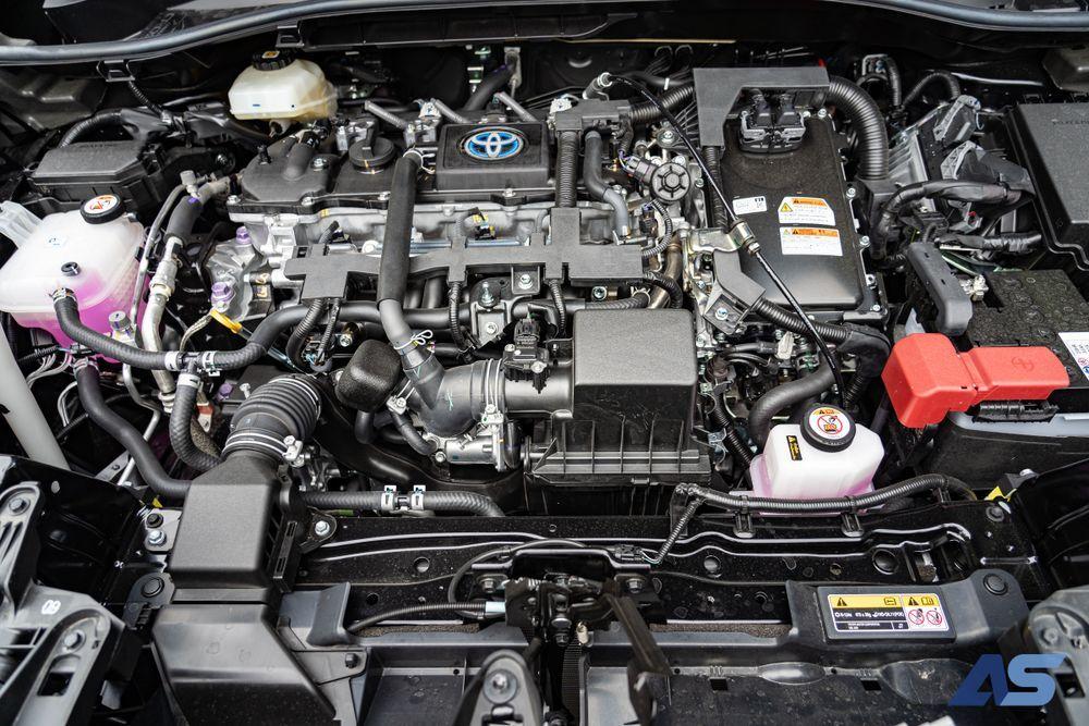 เครื่องยนต์Toyota Corolla CROSS