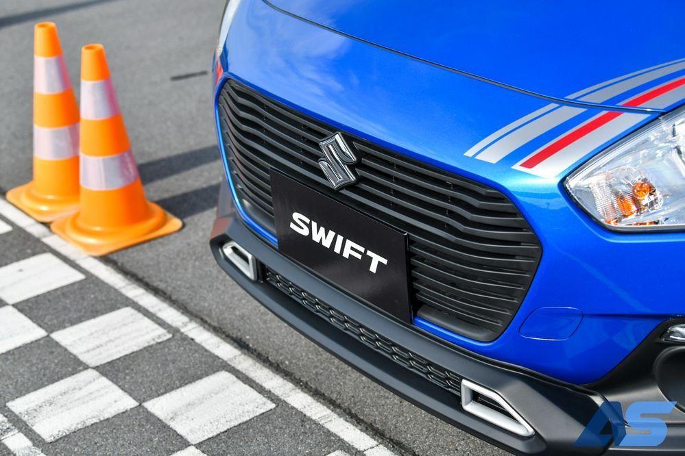 ตารางผ่อน Suzuki Swift