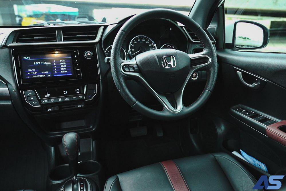 Honda BR-V 2019 รีวิว