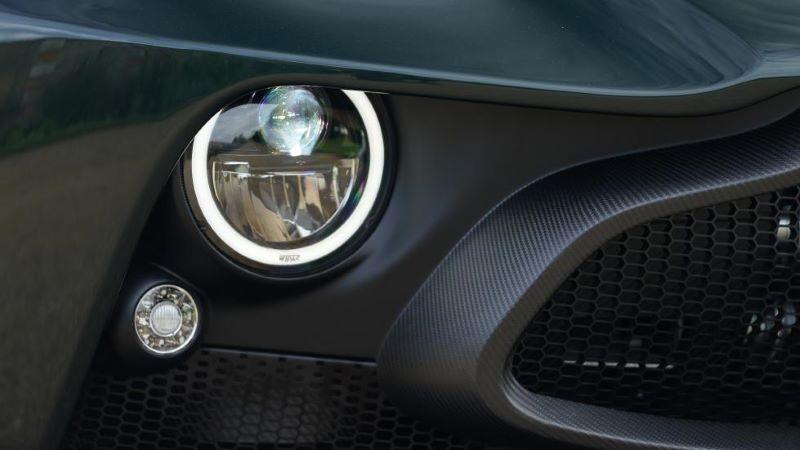 ไฟหน้า Aston Martin Victor