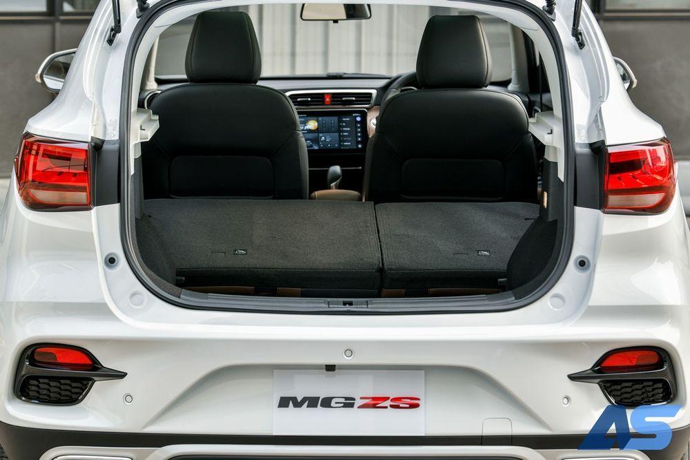 ซื้อรถยนต์ใหม่ NEW MG ZS 2020