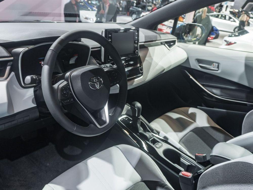 เปิดตัว Toyota Corolla Hatchback