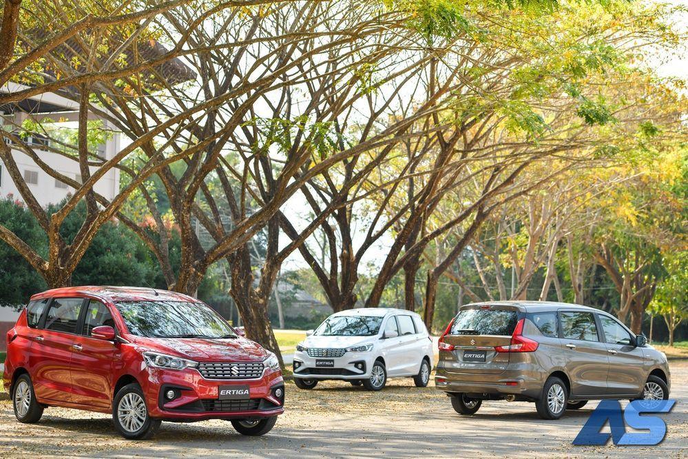 Test Drive Suzuki All New Ertiga 2020