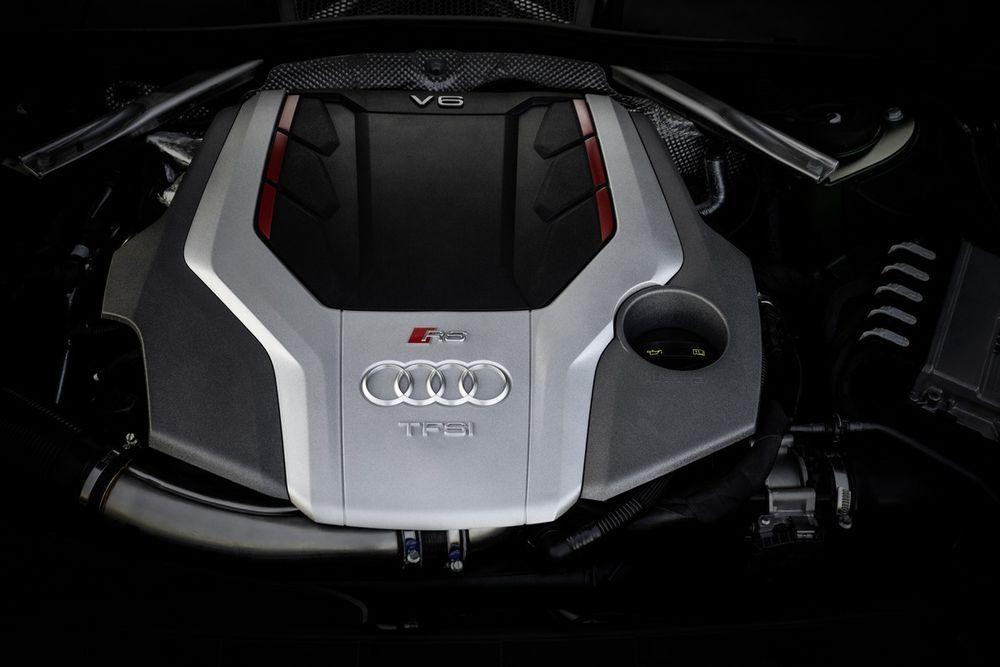 สเปค Audi RS 4 Avant quattro