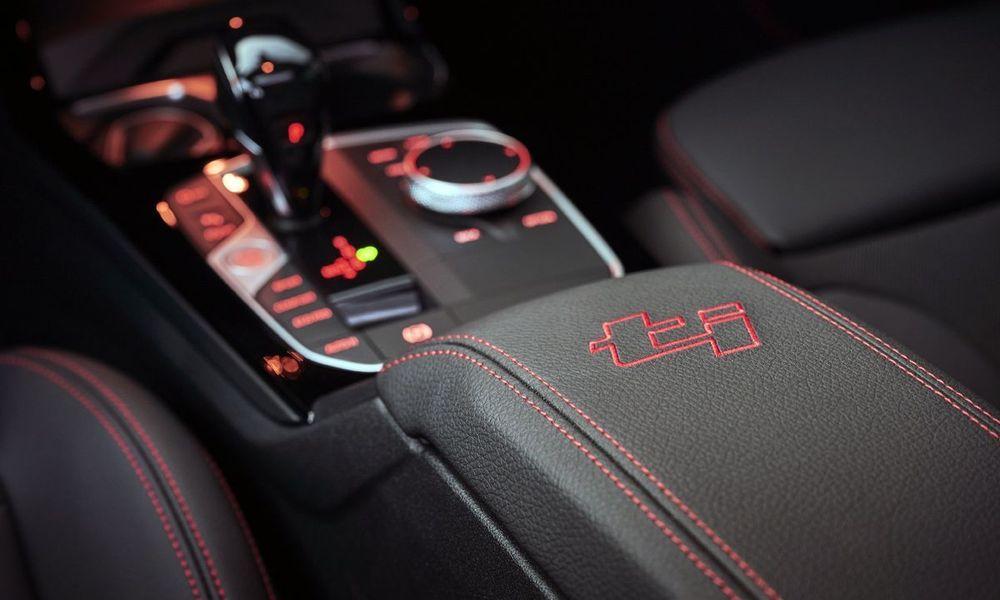 ภายใน BMW 128ti