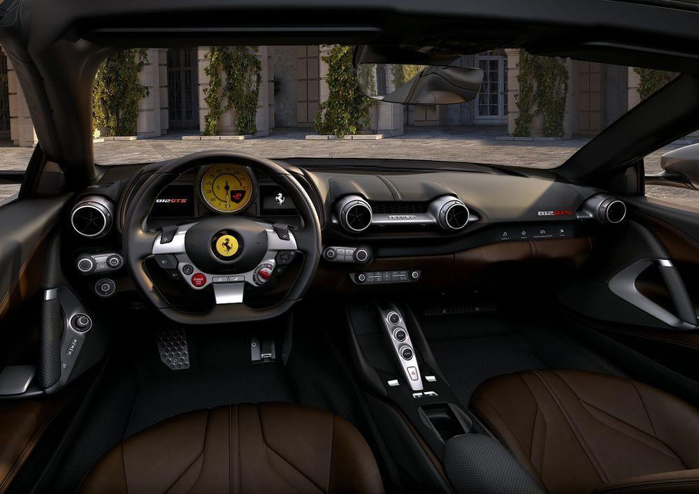 รีวิว Ferrari 812 GTS
