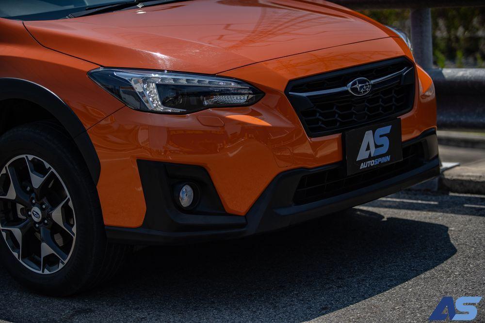 รีวิว Subaru xv