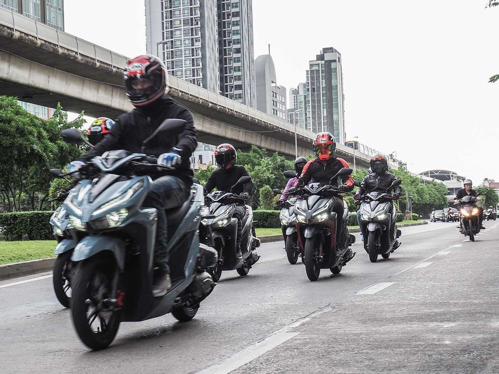 honda click 150i review