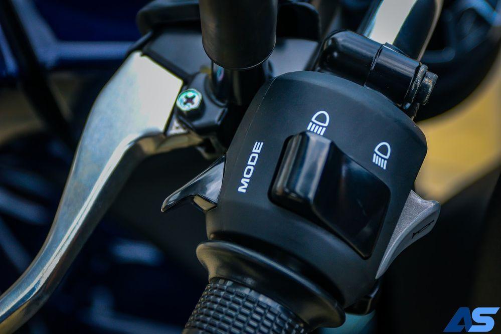 Honda PCX Hybrid รีวิว